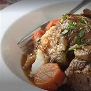 Slow Cooker Beef Pot Roast.