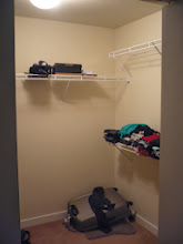 Photo: Our closet (my part)
