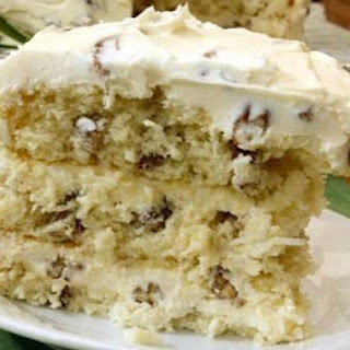 Quick Italian Cream Cake Recipe
