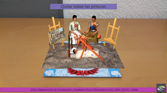 Mega Ofrenda DGTIC 2014- screenshot thumbnail