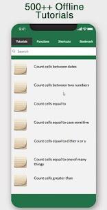 Best Excel Formula Offline 2