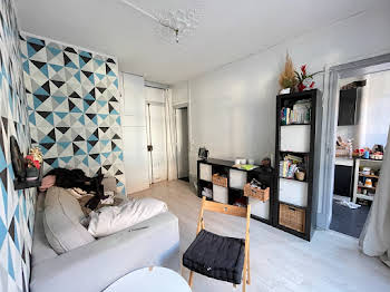 Appartement meublé 2 pièces 30,41 m2