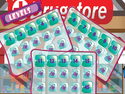 Doctor Store Cash Register - screenshot