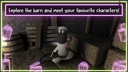 Shaun the Sheep VR Movie Barn 1 screenshots 6
