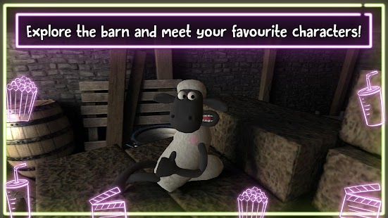 Shaun the Sheep VR Movie Barn- screenshot thumbnail