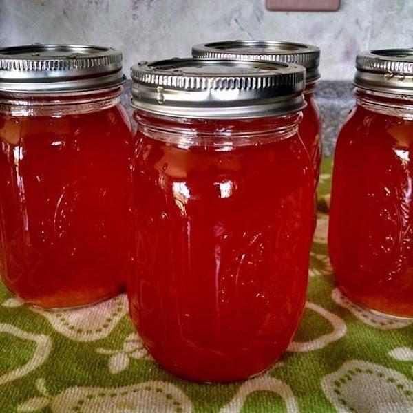 Tomato Jelly Recipe