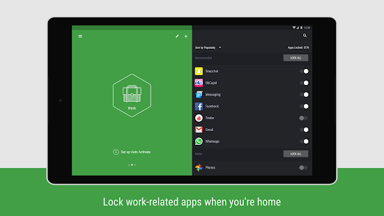 Hexlock App Lock & Photo Vault Screenshot 18