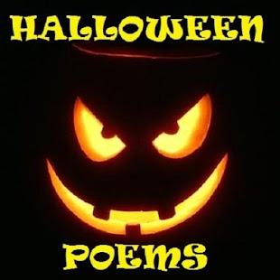 Halloween Poems - náhled