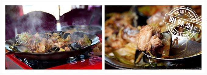 河邊海鮮餐廳-醬燒海上鮮