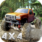 Monster Truck Offroad Rally 3D Icon