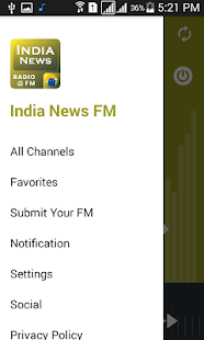 India News FM Radio Station Live Online from India - náhled