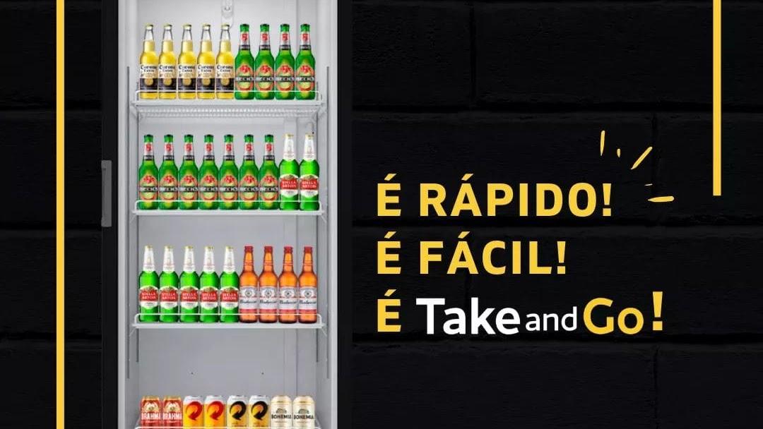 Take and Go Campinas - Cervejaria