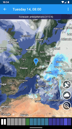 Weather Switzerland XL PRO 1.4.6.4-ch screenshots 5