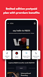 screenshot of Vi™ App