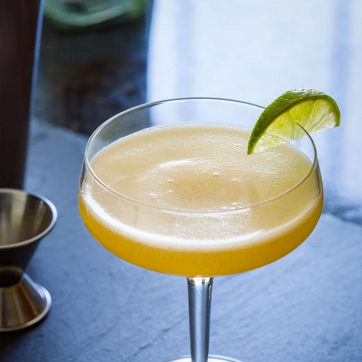 Pineapple Coconut Martini Recipe
