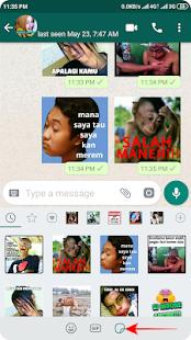 App Meme Perang Gambar Stiker WA APK for Windows Phone
