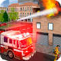 Fire Truck Driver Emergency 2018 APK icon