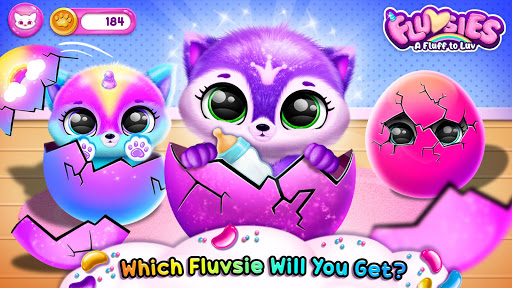 Fluvsies - A Fluff to Luv 1.0.33 screenshots 6