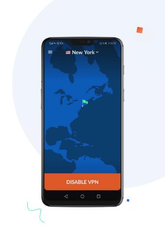 BigMama - Free VPN screenshot 5