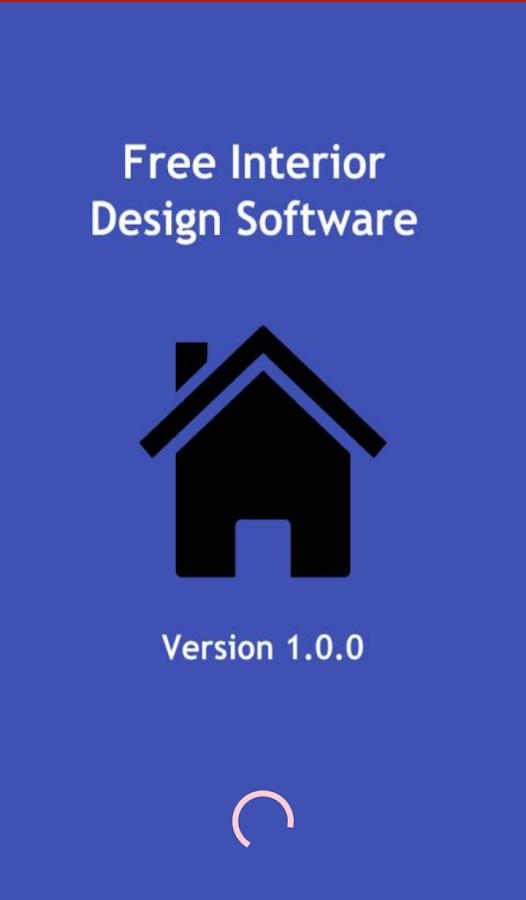 Free Interior Design Software Screenshot