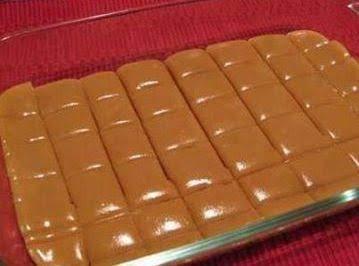 6 - Minute Caramels Recipe