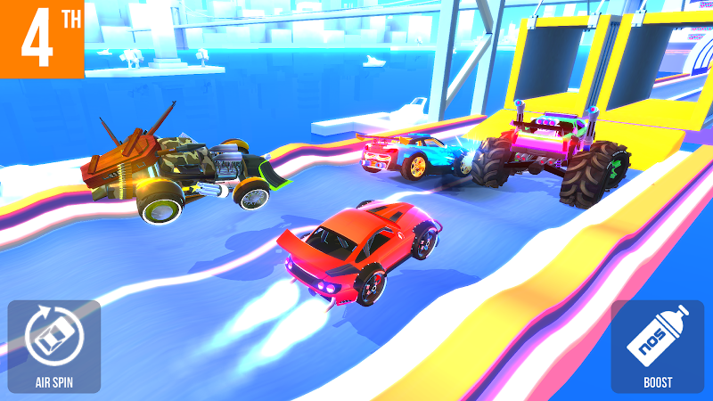SUP Multiplayer Racing Screenshot 9