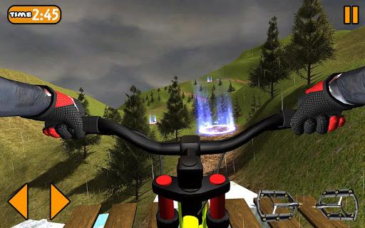 Code Triche vtt descente: bmx coureur APK MOD screenshots 1