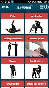Self-Defense Pro - náhled