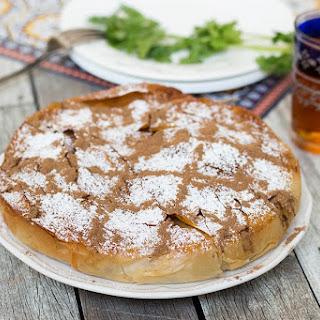 Pastilla - Moroccan Chicken Pie