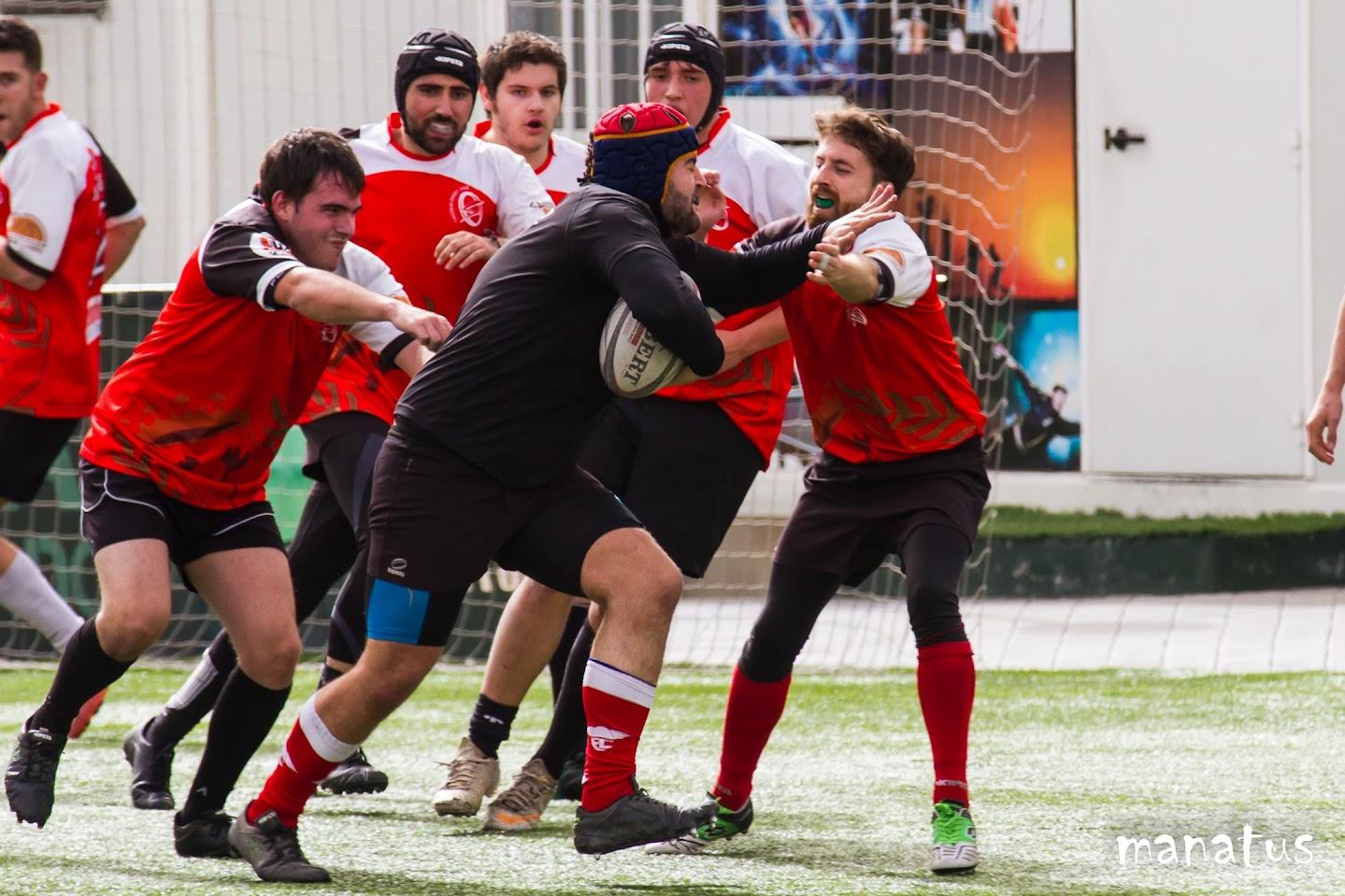 manatus vallecas rugby