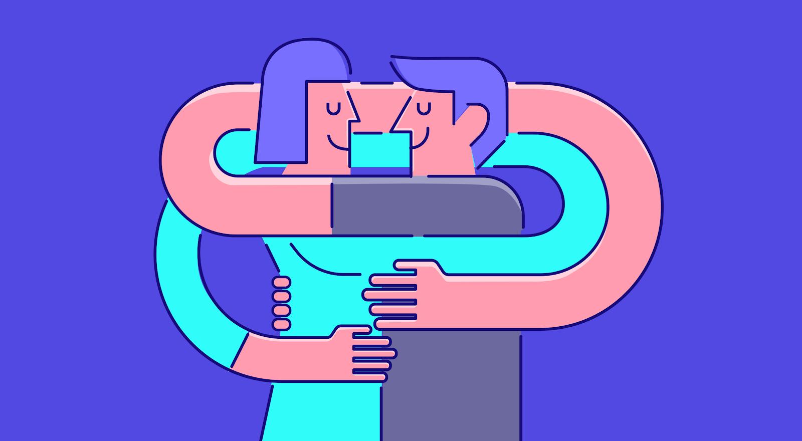 Иллюстрация к статье: 5 способов развить эмпатию: лайфхак для дизайнеров