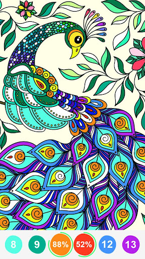Pop Color   Coloring Pages apktram screenshots 5