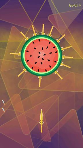 Knife Hit Free 1.2 screenshots 2