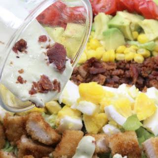 Winter Chicken Cobb Salad Recipe
