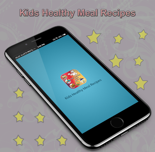 Kids Healthy Meal Recipes 1.0 screenshots 1