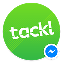 Tackl for Messenger icon