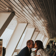 Wedding photographer Ekaterina Ponomarenko (Katemarche1994). Photo of 09.09.2018