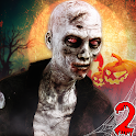 Real zombie hunter – FPS Top Gun shooting Game icon
