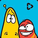 Larva StoryGIF icon