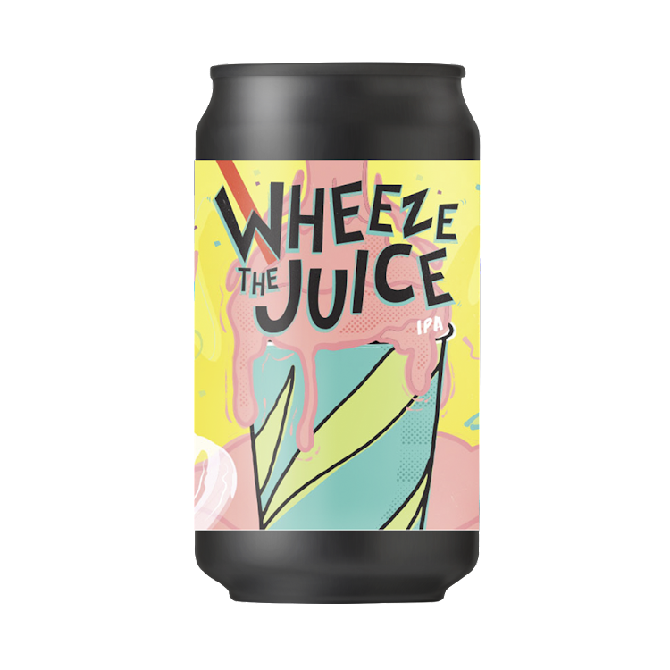Logo of Champion Wheeze The Juice