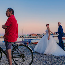 Wedding photographer Francesco Rimmaudo (weddingtaormina). Photo of 11.10.2017