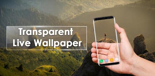 Transparent Live Wallpaper for PC