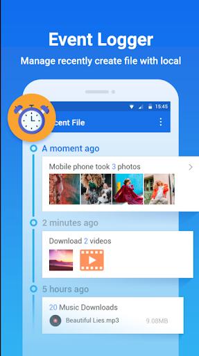 ES File Explorer screenshot 3