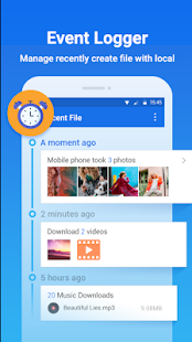 EZ File Explorer - File Manager Android 2020 Screenshot