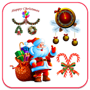 Christmas Sticker - Merry Christmas WAStickerApps