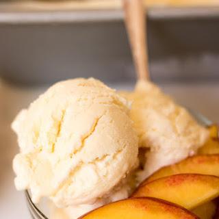 No-Churn Vanilla Ice Cream.
