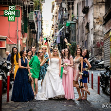 Wedding photographer Andrea Cataldo (cataldo). Photo of 03.10.2017