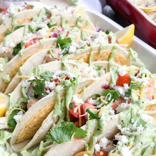 Yogurt Sauce Tacos Recipes
