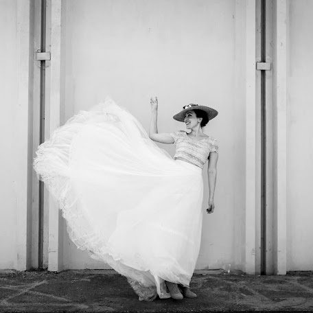 Wedding photographer Lara Albuixech (albuixech). Photo of 02.02.2018