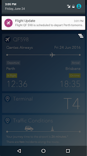 Perth Airport- screenshot thumbnail